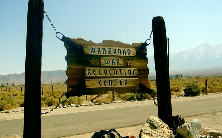 Manzanar Relocation Center