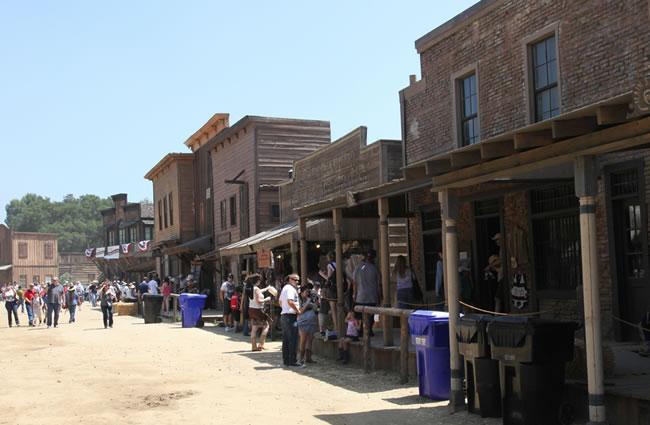 Melody Ranch Santa Clarita Valley
