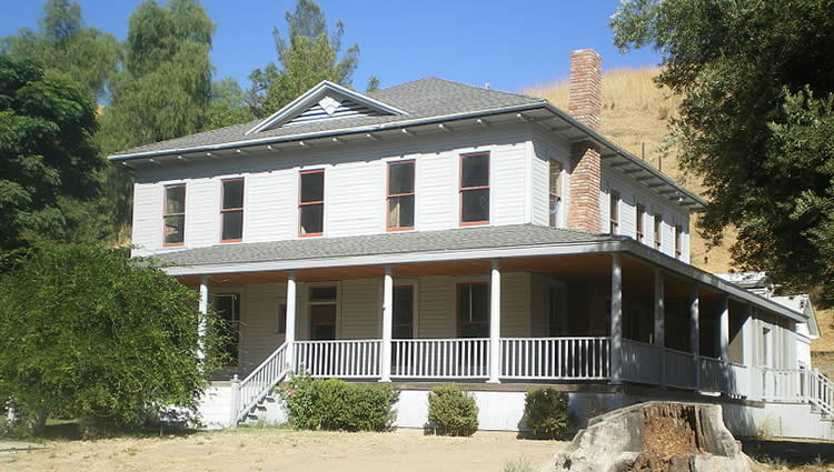 Mentry House Mentryville Canyon