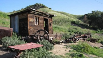 Day Trip to Pico Canyon Mentryville Ghost Town Santa Clarita