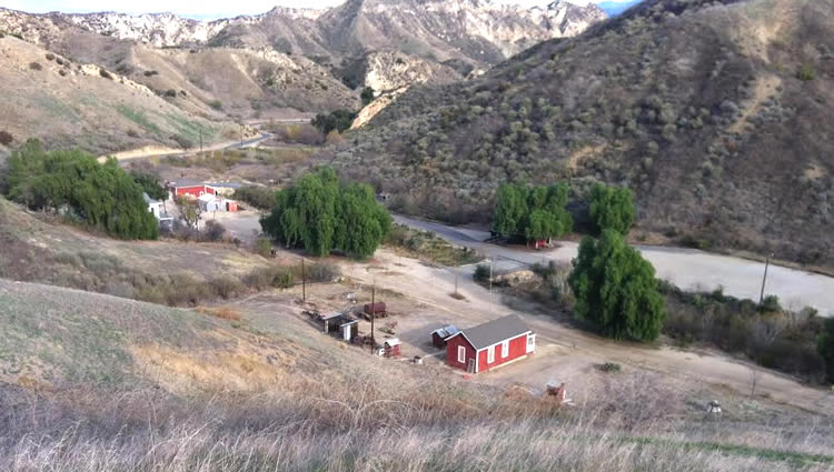 Pico Canyon Mentryville Ghost Town