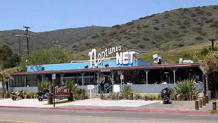 Neptune's Net Malibu Fast and Furious Movie Location