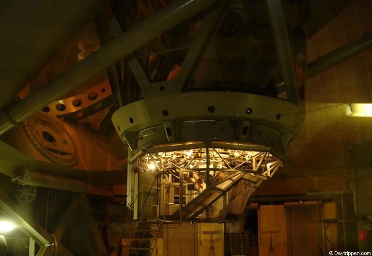 Palomar Mountain 200 inch Telescope