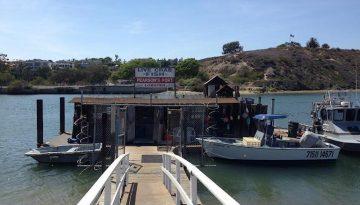 Pearson's Port Fresh Seafood Newport Beach