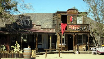 Pioneertown Western Movie Town Yucca Valley