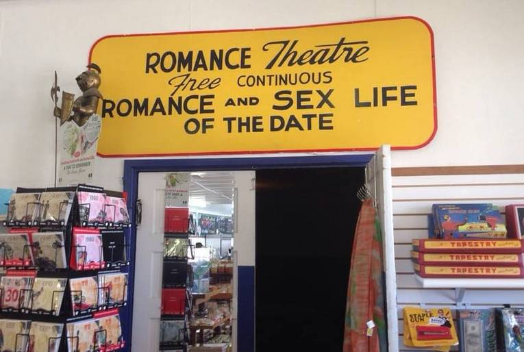 Shields Date Garden Romance Theatre