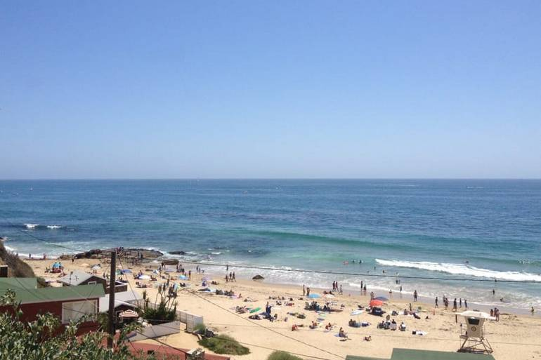 Shake Shack Crystal Cove Beach