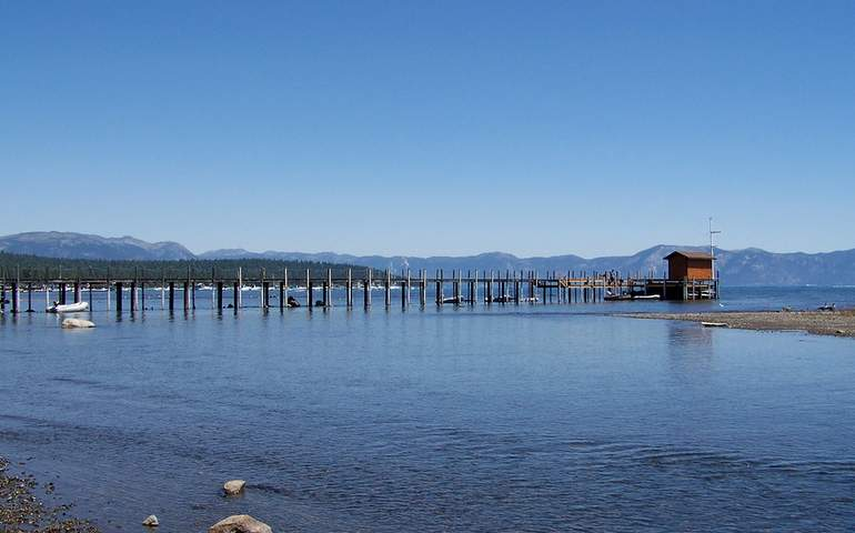 Tahoe City California