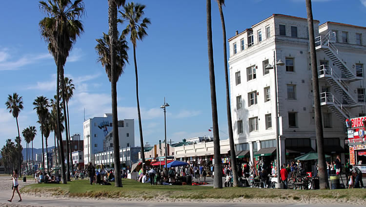 Venice Beach California - Southern California Bucket List