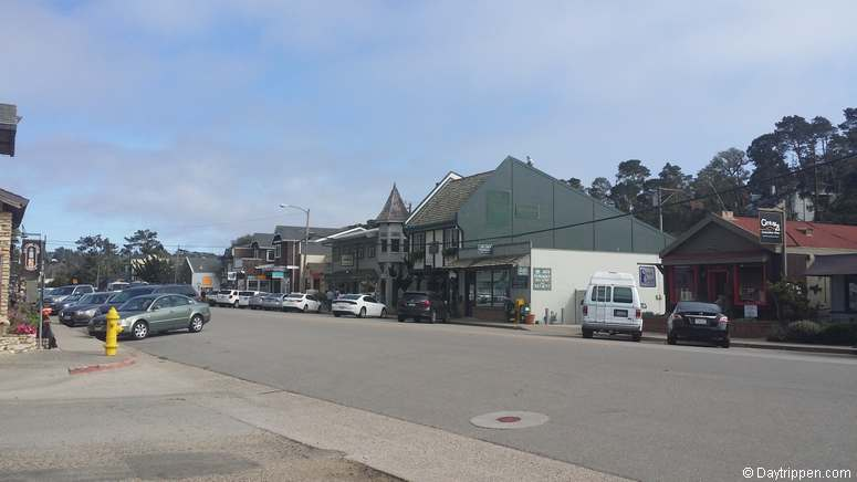 Village of Cambria California Central Coast