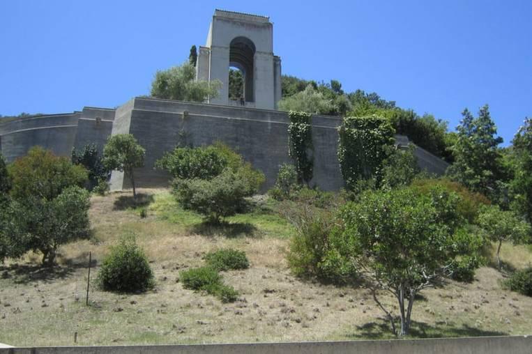 Wrigley Monument Catalina Island