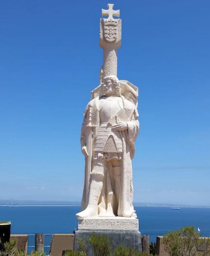 Juan Rodriguez Cabrillo Monument