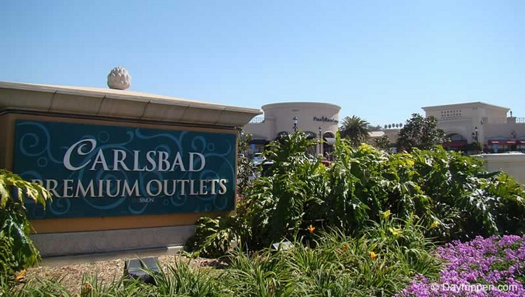 Carlsbad Premium Outlet Mall