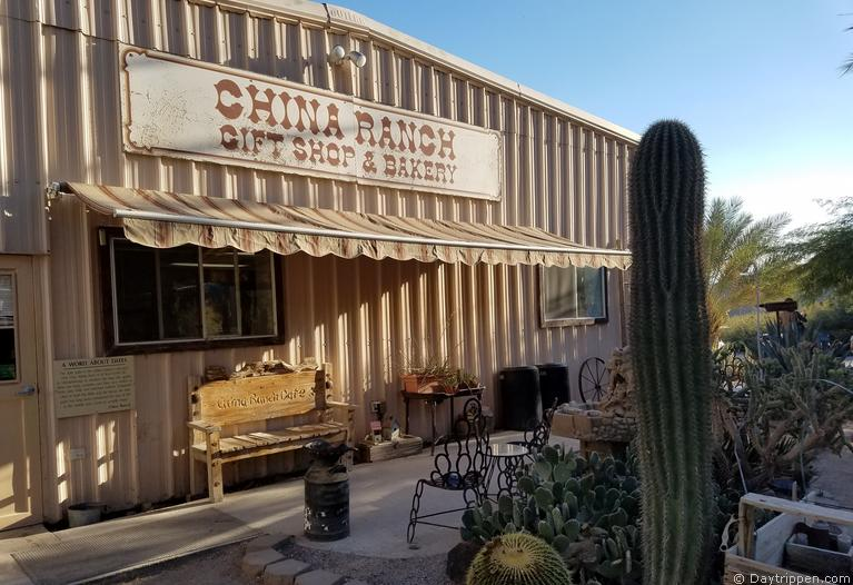 China Ranch Date Farm Gift Shop