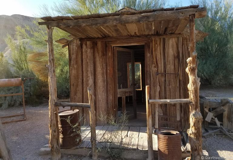 China Ranch Date Farm Miners Cabin