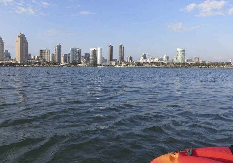 Coronado Kayak Tour