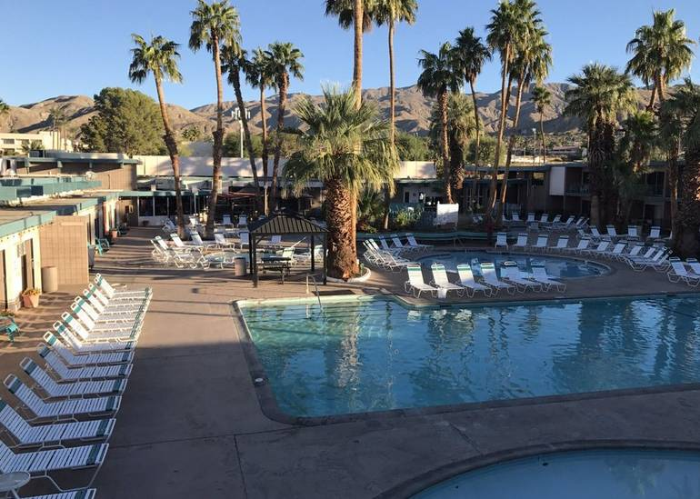 Desert Hot Spring Spa Hotel