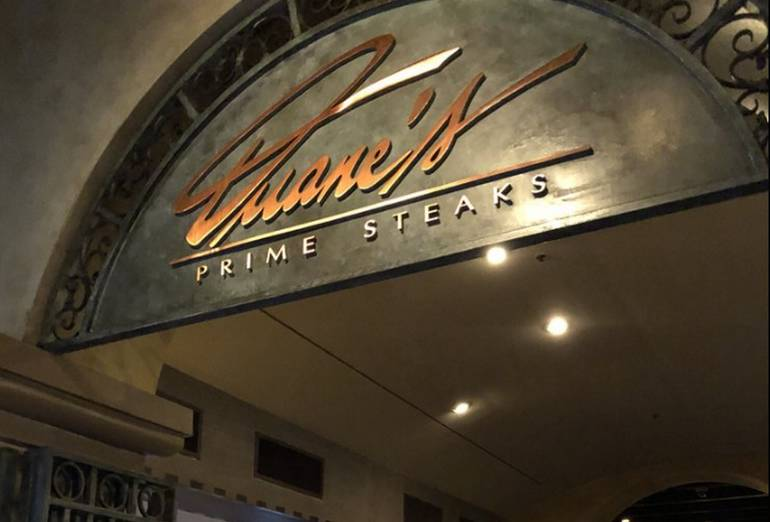 Duane's Steakhouse Mission Inn