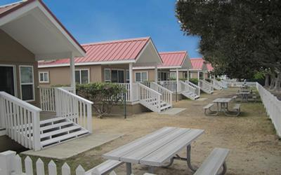 Newport Dunes Cottages