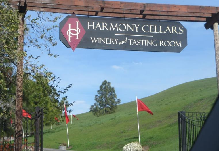 Harmony Cellars Winery