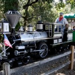 Irvine Regional Park Railroad Day Trip