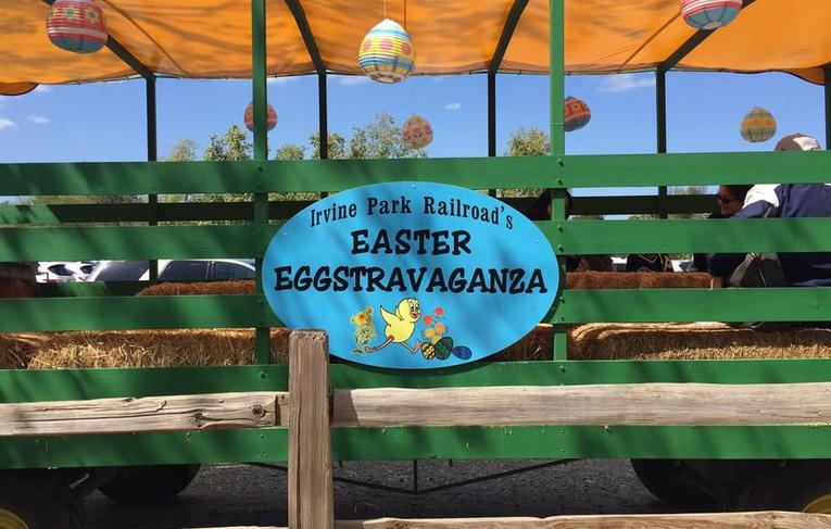 Railroad Easter Eggstravaganza
