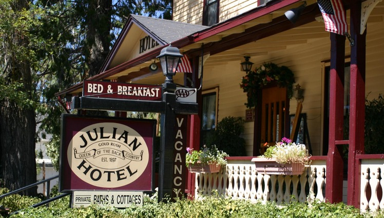 Julian Ca Breakfast Restaurants