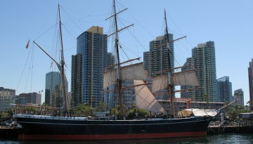 San Diego Maritime Museum Day Trip