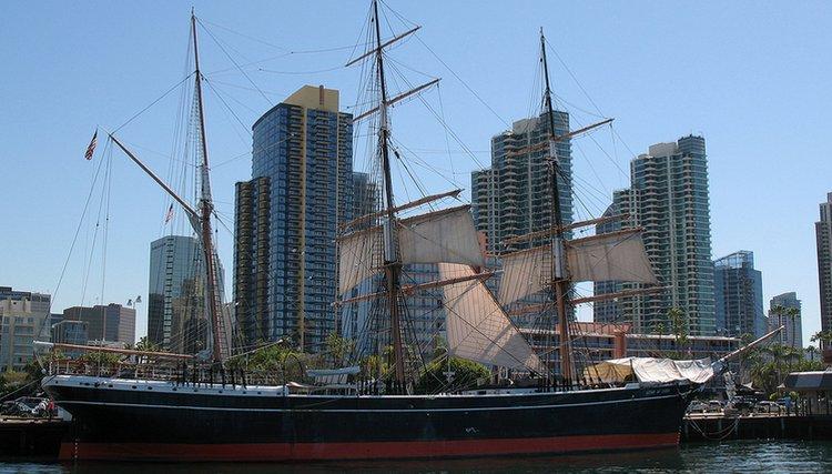 San Diego Maritime Museum Day Trip