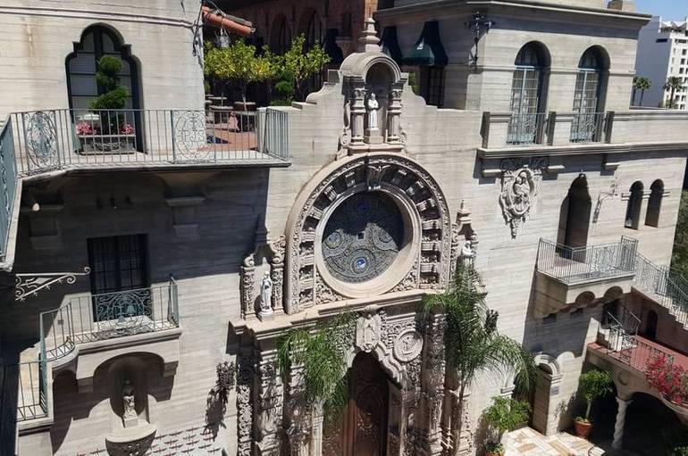 Mission Inn Riverside California