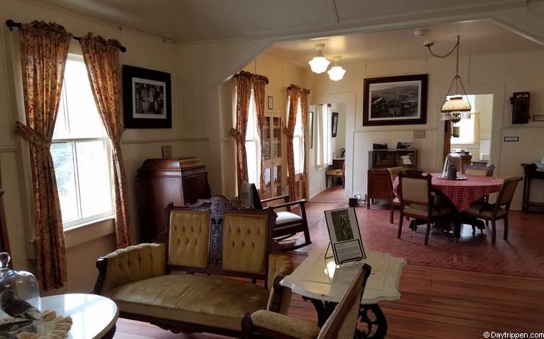 Montana De Oro State Park Ranch House