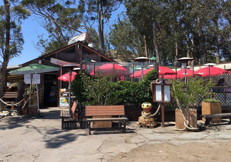 Best Restaurant Morro Bay Lunch
