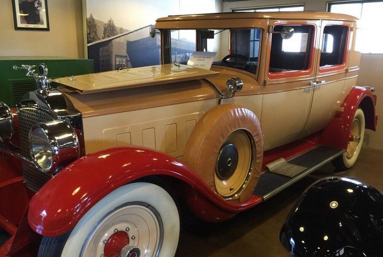 Motte Historical Car Museum