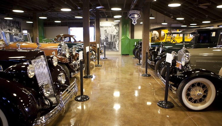 Motte Historical Car Museum