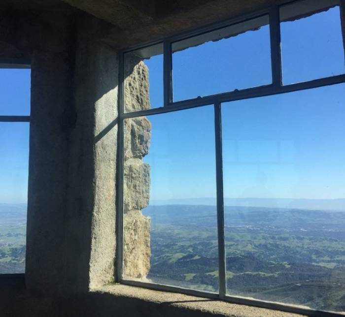 Mount Diablo State Park Summit