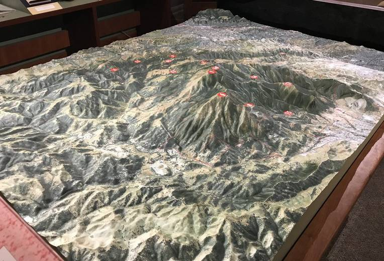 Mount Diablo State Park Visitor Center