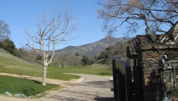 Neverland Ranch Santa Barbara California