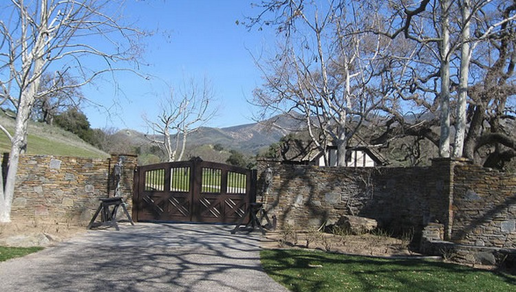 Neverland Ranch Santa Barbara Wine Country