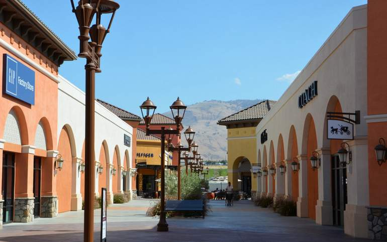 Outlet Stores Tejon Ranch