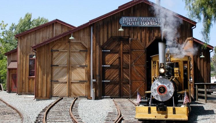 Poway Midland Railroad San Diego Day Trip