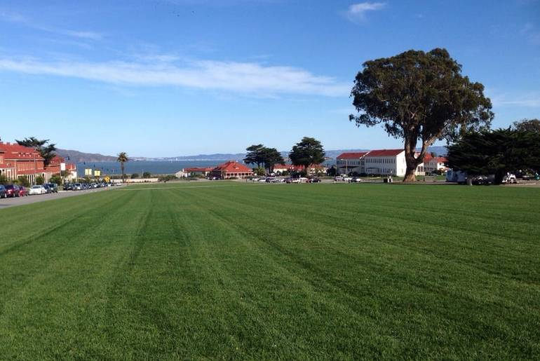 Presidio San Francisco Day Trip