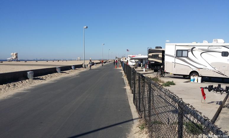 Bolsa Chica State Beach Camping Reservations
