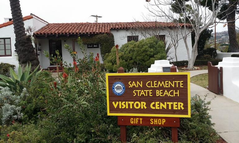 San Clemente State Beach Visitor Center
