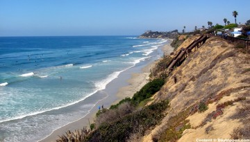 San Elijo State Beach Camping & Day Use