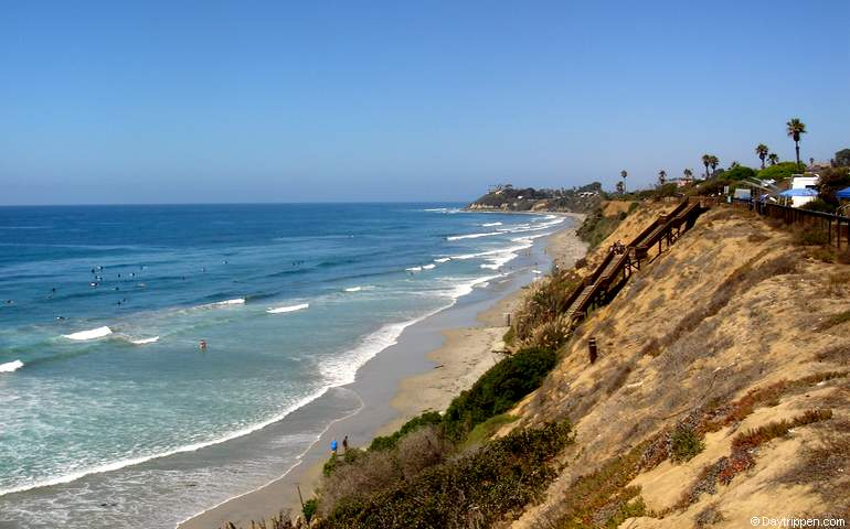San Elijo State Beach California