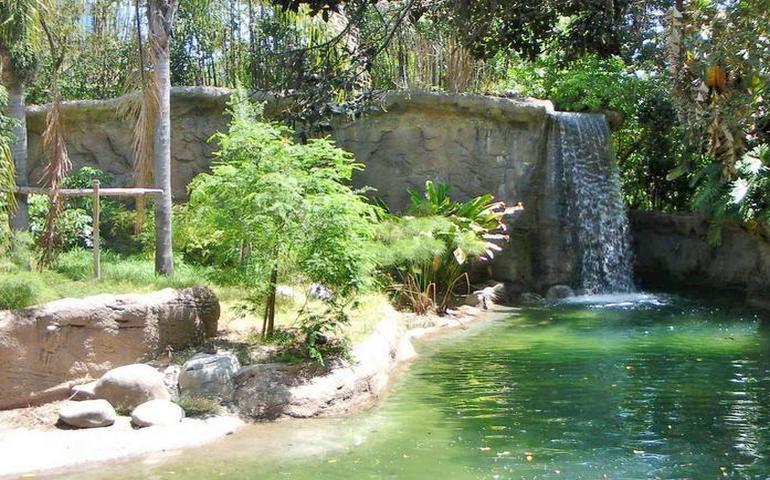 Santa Ana Zoo Prentice Park