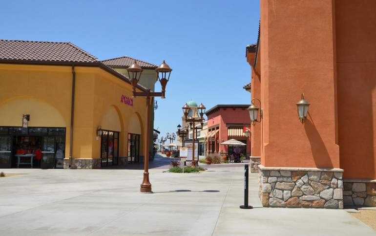 Tejon Ranch Outlet Stores