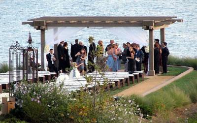 wedding terranea resort