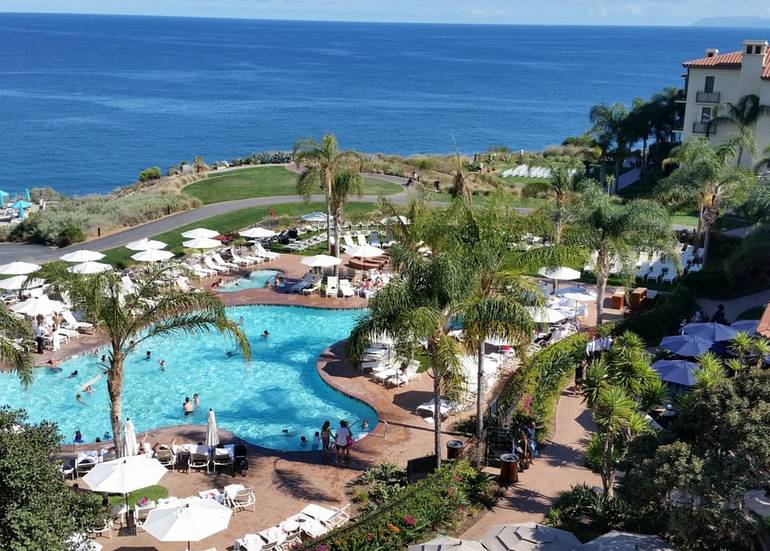 Terranea Resort Palos Verdes California