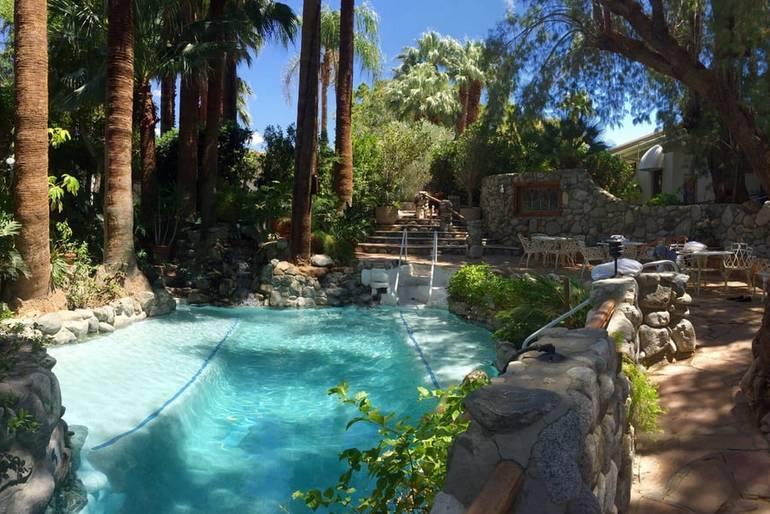 Two Bunch Palms Desert Hot Springs